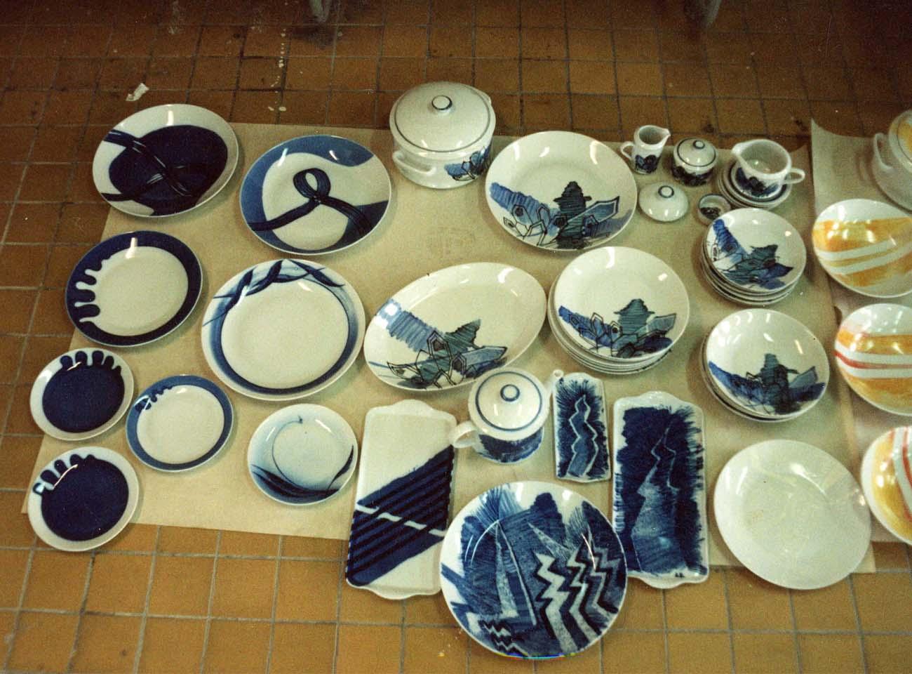 II. mezinárodní symposium malby na porcelán