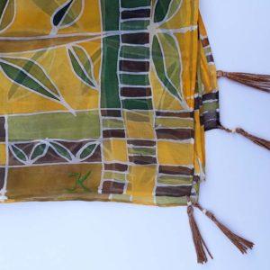 Podzimní šátek